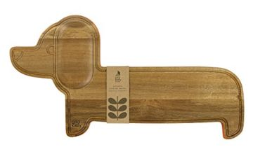 Orla Kiely | Dachshund | Wooden Serving Board | Perfect for any Dinner Party