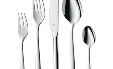 WMF Cutlery Set 60-Piece for 12 People Boston Cromargan 18/10 Stainless Steel Polished