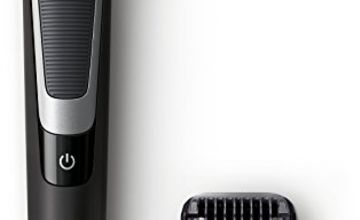 Philips OneBlade Pro Hybrid Trimmer and Shaver with 12-Length Comb