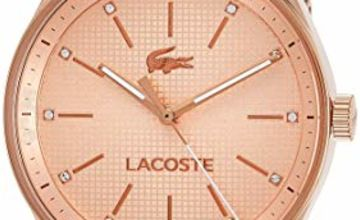34% off a popular Lacoste ladies watch
