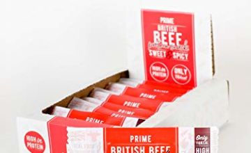 20% off Prime Beef Bars