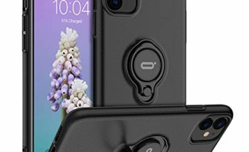 ICONFLANG Ring Kickstand Case for iPhone 11, 6.1 Inch iPhone