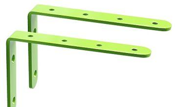 Sayayo Shelf Bracket Corner Brace Angle Bracket Shelf Suppor