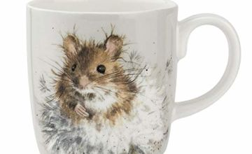 Portmeirion Home & Gifts MMQF4020-XD Mug-Single, Ceramic