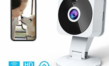 Pet Dog Camera,NIYPS HD 1080P Wireless Wifi IP Camera Indoor …