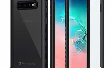 Seacosmo Case for Samsung Galaxy S8/S9/S10 Plus/S8 Plus/Note 10/Note 10 Pro