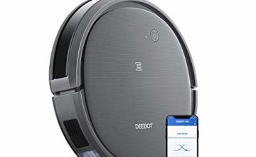 25% off Robotic Vacuum Cleaners from Ecovacs and more