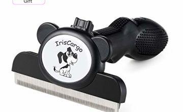 Pet Grooming Tool, IrisCargo Pet Dematting Comb Dog Desheddi