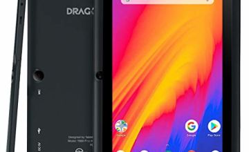Dragon Touch 7 Inch Tablet, Android 9.0 Pie, Quad-Core Processor, 2GB RAM 16GB Storage, 7 inch IPS HD Display, Wi-Fi, Bluetooth - Y88X Pro