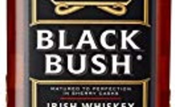 Bushmills Black Bush Irish Whiskey, 1 L