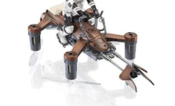 Limited Edition Star Wars Battle Quadcopter Drone
