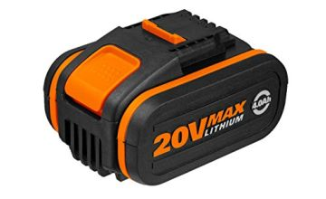 Up to 20% off WORX Powershare Batteries