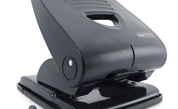 Save on Rapesco PF835PB2 Hole Punch - 835-P, 40-sheet capacity. Black and more