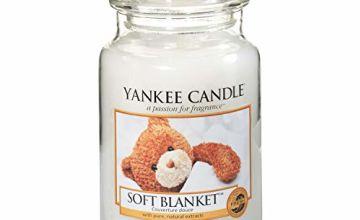 25% off Yankee Large Jars & Wax Melts