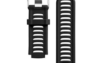 Garmin 010-11251-06 Replacement Band/Strap for Forerunner 910XT Multisport GPS Watch - Black
