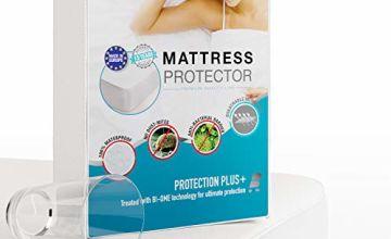 Mattress Protector Waterproof - Waterproof Draw Sheet - Breathable Cotton Mattress Cover - Protective Sheet - Mattress Protectors, Draw Sheets