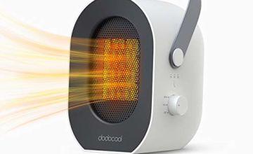 dodocool Portable Fan Heater