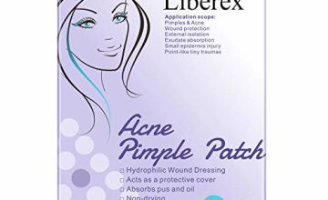 Liberex Acne Pimple Master Patch - Hydrocolloid Absorbing Dressing Bandages Cover