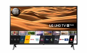 LG 49UM7100PLB 49 Inch UHD 4K HDR Smart TV with Freeview Play