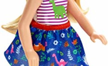 Barbie FXG82 Club Chelsea Doll, Multicolour