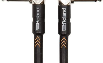 Roland RIC-B3AA Instrument Cables, Black