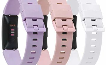 Zacro Straps Compatible for Fitbit Inspire HR & Fitbit Inspi