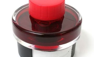 Lamy 1208932 Ink T52, 50 ml, red.