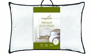 Save on Snuggledown Luxury Duck Down Duvet, All Seasons 13.5 Tog (4.5+9.0), King Size and more