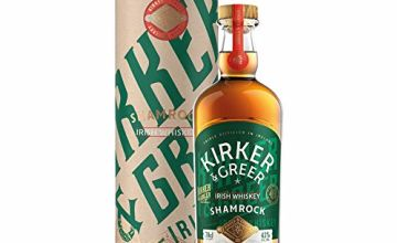 Kirker & Greer Shamrock Irish Whiskey, 70 cl