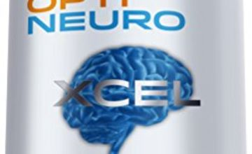 NEW Optineuro® Xcel for Mental Performance   #1 Top Rated Nootropics   STRONGEST Formula on the Market 6073mg ACTIVE   Recommended for Advanced Supplement Users   90 Capsules
