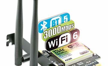 Ubit AX/AC WiFi card (WiFi 6)