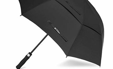 ACEIken Golf Umbrella Windproof Large 62/68 Inch, Double Canopy Vented, Automatic Open, Extra Large Oversized,Sun Protection Ultra Rain & Wind Resistant Stick Umbrellas