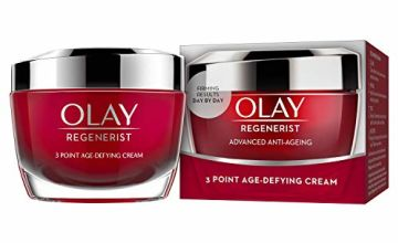 Up to 50% off Olay Regenerist skincare