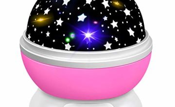 Tesoky Star Night Light Projector for Kids - Best Gifts