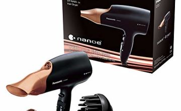 Panasonic EH-NA65 Rose Gold Hair Dryer with nanoe™ technology, for visibly improved shine on your hair