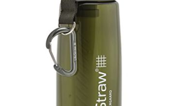 Save on LifeStraw Go 2-Stage Water Filter Bottle, Green and more
