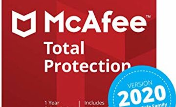 Up to 70% off McAfee Antivirus Software