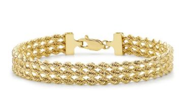 25% off Carissima Gold Jewellery
