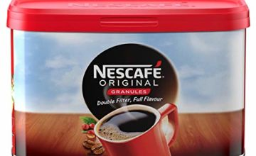 Nescafé Original Instant Coffee Tub, 500 g