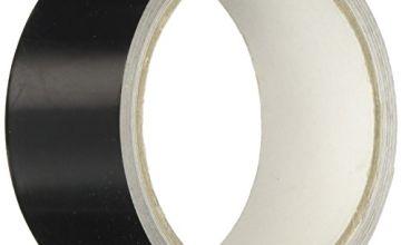 Geko - Aluminum adhesive tape, high temperature, 40 mmx9m, Black