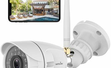 wansview 1080P Outdoor security camera W4