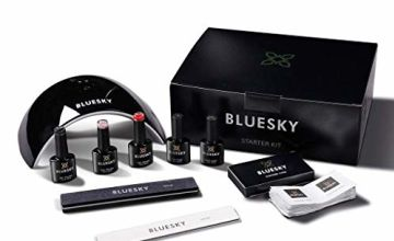10% off Bluesky UV/GEL Nail Kits and Accessories