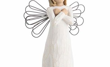 Willow Tree Sign for Love Figurine