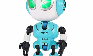 EUTOYZ Talking Robot Repeats What You Say - Educational Toys for 3-8 Year Old