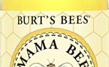 Burt's Bees 100% Natural Mama Bee Nourishing Vitamin E Body Oil, 115 ml
