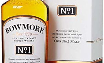 Bowmore No.1 Single Malt Scotch Whisky, 70 cl