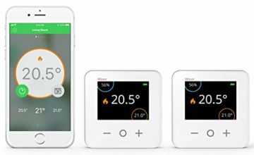 Save on Drayton Wiser Smart Thermostat Dual Zone Heating and Hot Water Control - Works with Amazon Alexa, Google Home, IFTTT and more