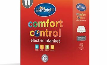 15% off Silentnight Electric Blankets, Duvets and Pillows