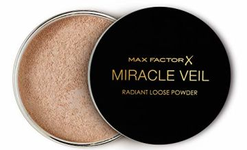 Max Factor Miracle Veil Radiant Loose Face Powder, Transparent 4g