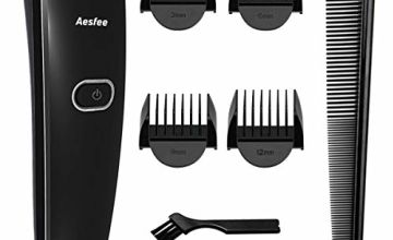 Hair Clippers for Men Cordless Hair Beard Trimmers Cutting Machine, Professional Mens Hair Clippers USB Rechargeable Electric Haircut Kit with Stainless Steel Blades Easy to Use for Men, Kids, Family